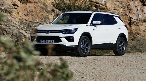 El precio razonable del SsangYong Korando, un SUV robusto que puede ir a gas