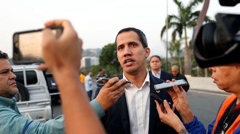 Venezuela: el alzamiento de Guaidó contra Maduro, en imágenes