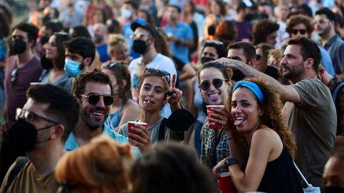 Vuelven los grandes festivales de música sin distancia social