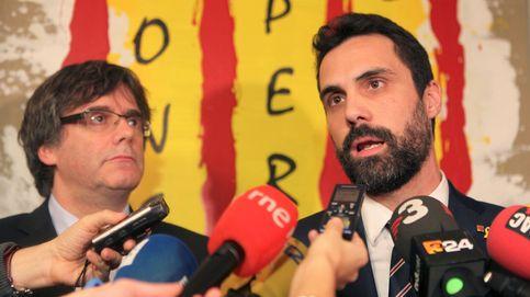 Roger Torrent tiene la llave para anular el plan de retraso electoral de Puigdemont