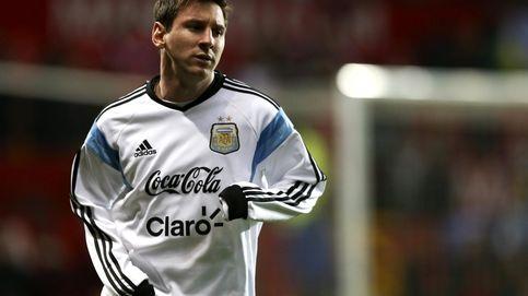 Messi no sufre lesión alguna y sigue concentrado con Argentina