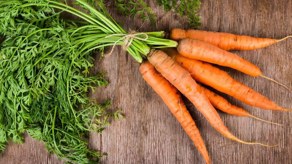 Zanahoria: el tubérculo más colorido y repleto de vitamina A