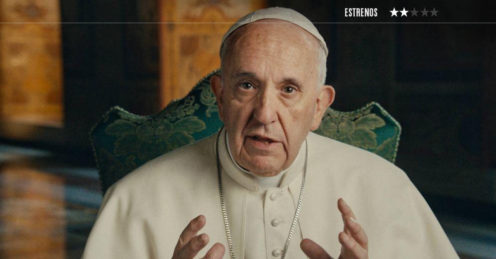Foto: El papa Francisco es el protagonista del último documental de Wim Wenders. (Universal)