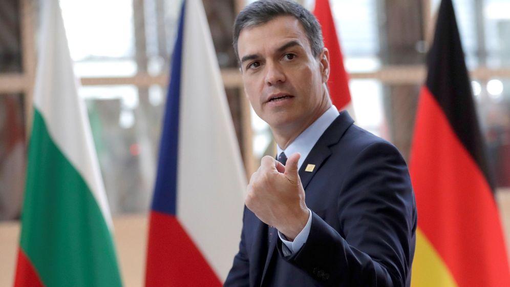 Foto: El presidente del Gobierno de España, Pedro Sánchez. (EFE)