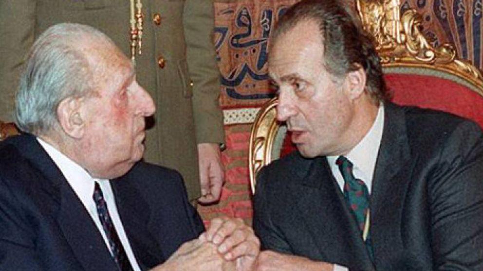 """Lo que Wikileaks cuenta del Rey: """"Su padre, don Juan, era mucho más liberal"""""""