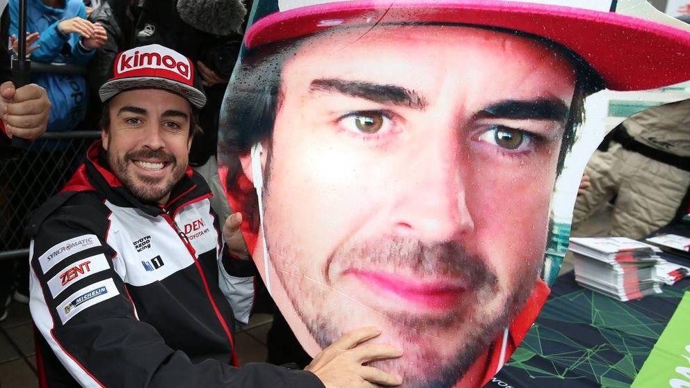 Cuando Fernando Alonso se convierte en un peón más de Toyota en una carrera