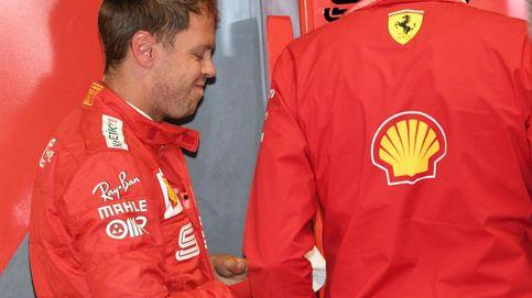 El error de Ferrari que indignó a Vettel y pone en jaque la victoria en Monza