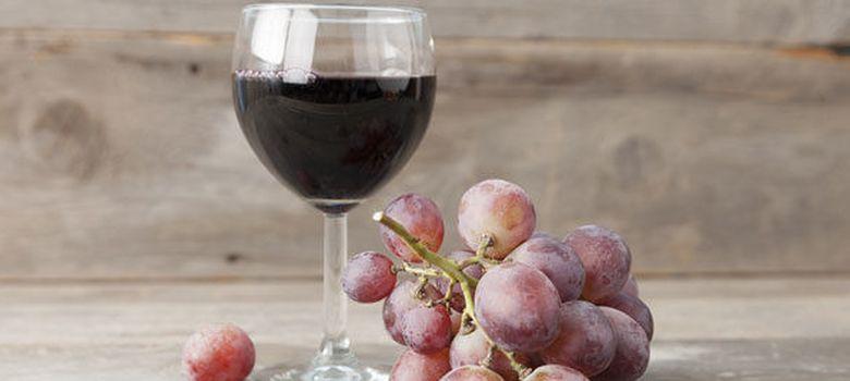 Foto:  El resveratrol de las uvas tintas ha sido objeto de decenas de estudios sobre una serie de posibles beneficios. (Corbis)