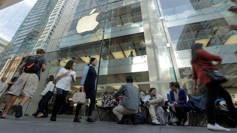 El iPhone lo puede todo: Apple sube un 12% en 4 días y se coloca en máximos anuales