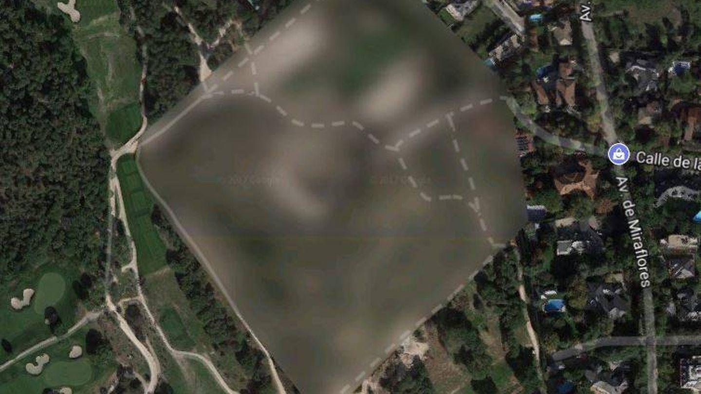En plena capital española. (Google Maps)