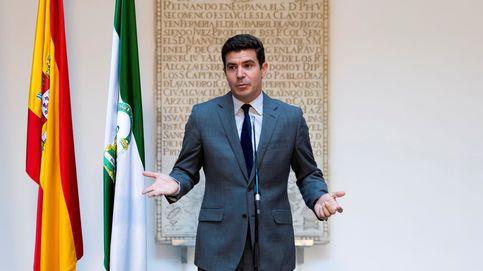La crisis de Cs estalla en el Parlamento andaluz y piden el relevo de su portavoz