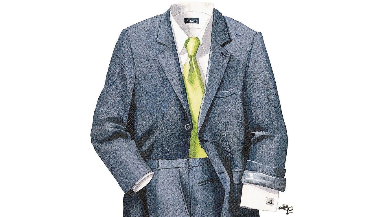"""Foto: En 2001, cuando el Yale Club de Manhattan abrió sus puertas al Sport de negocios, la tarjeta que indicaba a sus socios el nuevo código del vestir concluía así: """"Si dudáis de lo oportuno de vuestra indumentaria, entonces es que no es oportuna""""."""