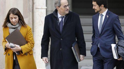 La Generalitat reconoce por primera vez que Torra puede dejar de ser presidente