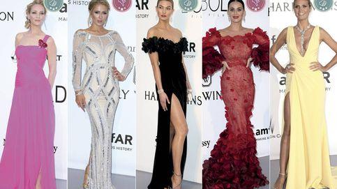 Cannes: las mejor y peor vestidas de la Gala amfAR