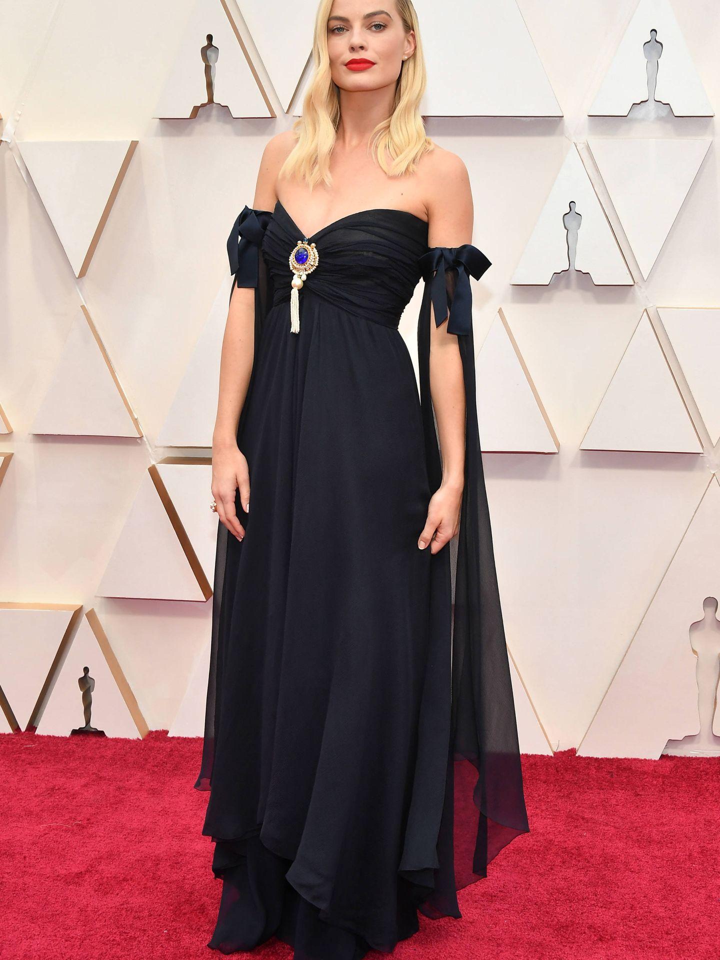Margot Robbie. (Getty)