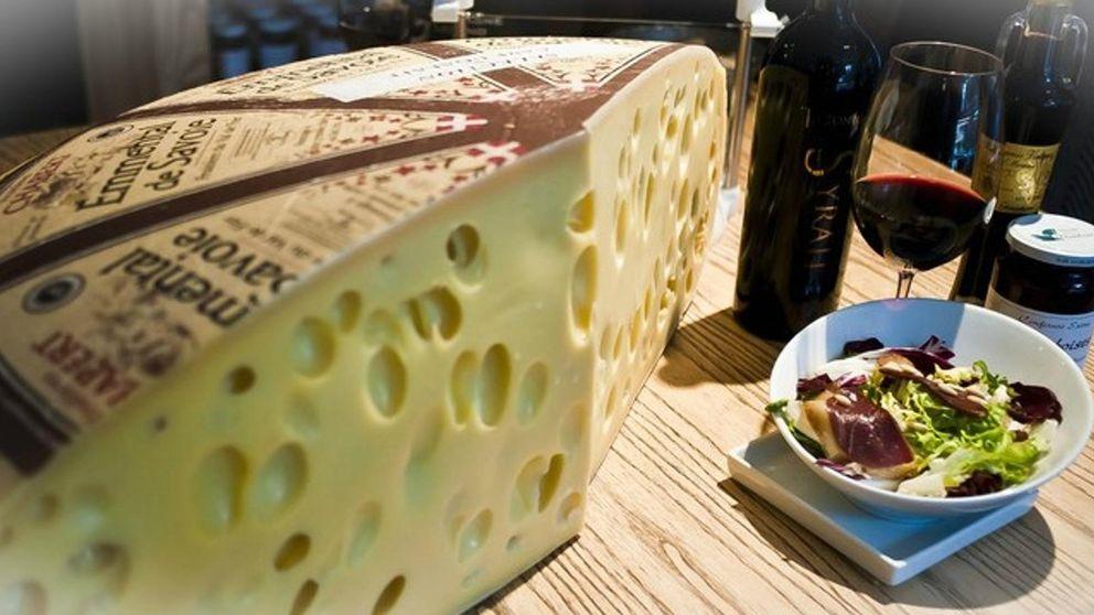 El universo mágico de los quesos de L' amélie