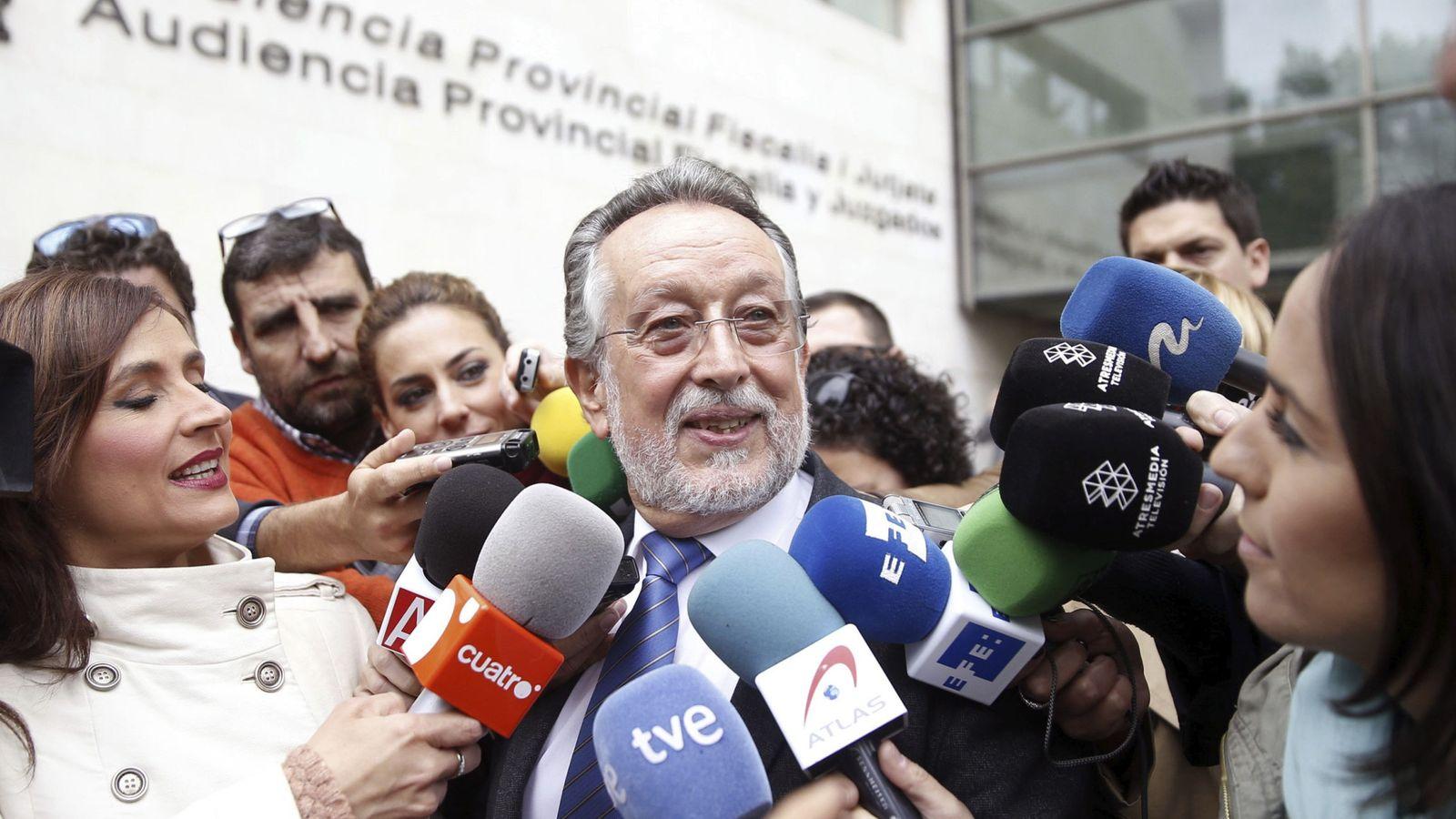 Foto: La investigación señala a Alfonso Grau como recaudador de las campañas de Barberá. (EFE)