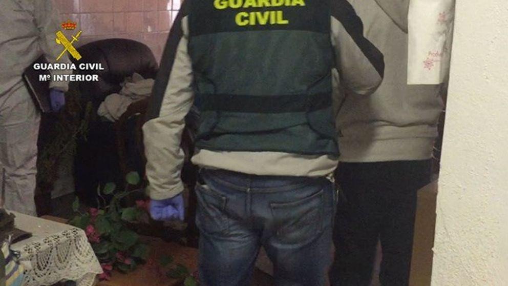 Cinco detenidos en Almería por matar a un hombre que quiso robar marihuana