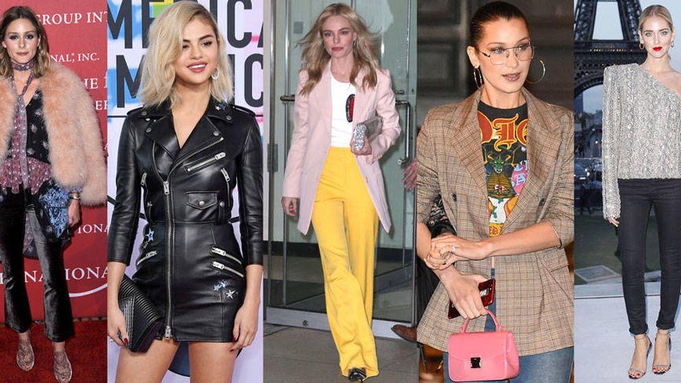 De Selena Gomez a Chiara Ferragni, cinco looks de fiesta antes de Navidad