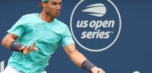 Post de Rafa Nadal - Pella en el Masters de Montreal: horario y dónde ver en TV y 'online'