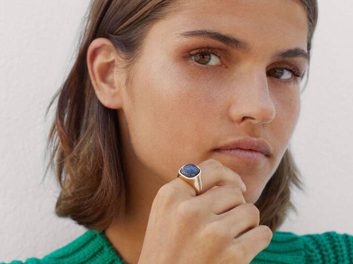 Foto: Un anillo de Parfois y otros accesorios para inyectar elegancia a tus looks. (Cortesía)