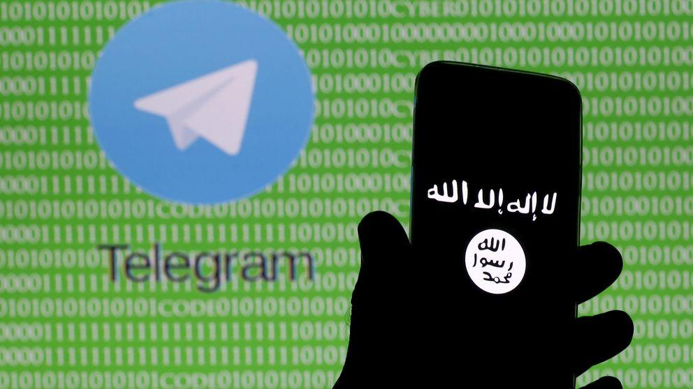 Guerra contra el Estado Islámico en Telegram para tumbar su propaganda