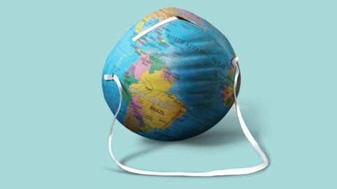 De crisis asiática a occidental: el mapa que demuestra quién tiene problemas