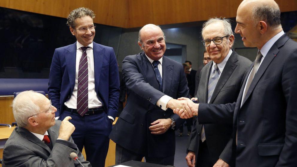 A la Eurozona no le preocupa que la crisis catalana impida a España el pago del rescate