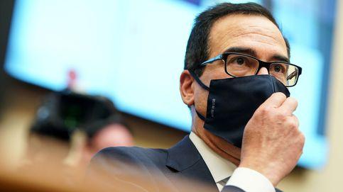 Wall Street se tiñe de rojo tras el golpe de Mnuchin a las herramientas de la Fed