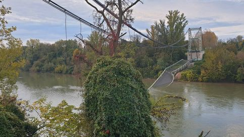 Dos muertos por el derrumbe de un puente cerca de Toulouse (sur de Francia)