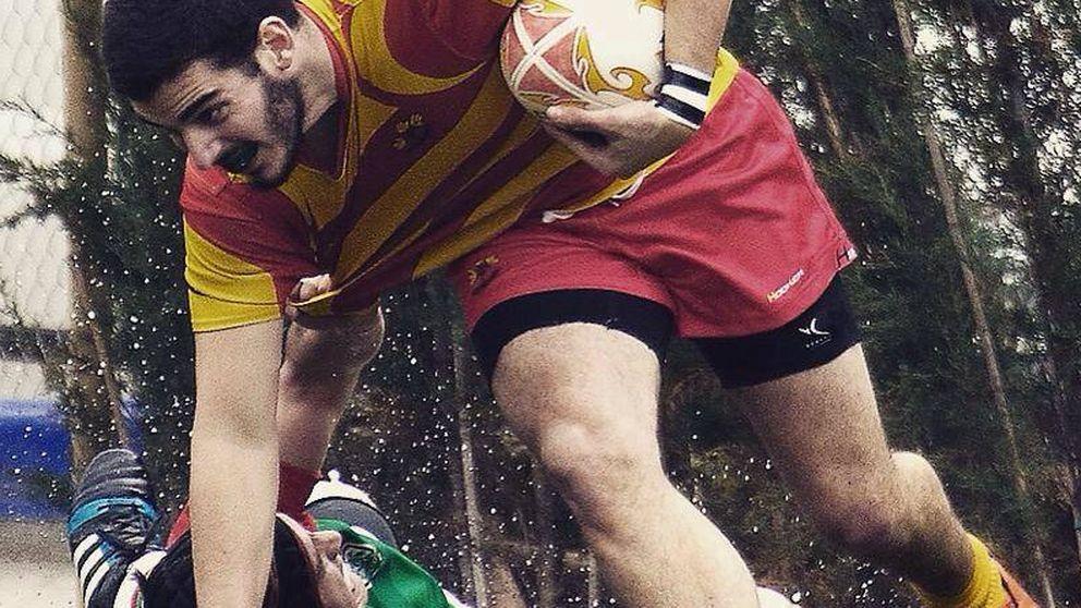 El rugby español 'operará' al jugador que Mútuacat y la sanidad pública se negaron