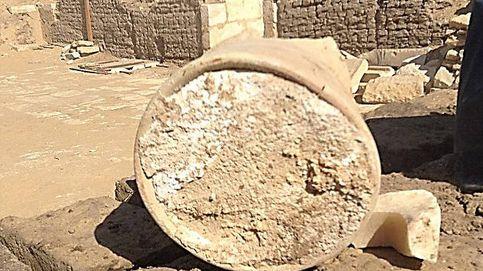 Encuentran un queso de 3.200 años en una tumba egipcia