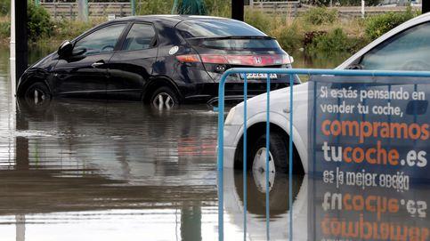 Inundaciones y más de 20 rescates, el balance del temporal que seguirá mañana