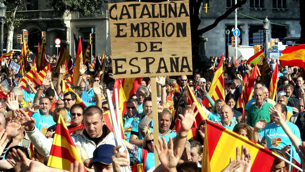 La sociedad civil catalana alerta de los riesgos de la separación