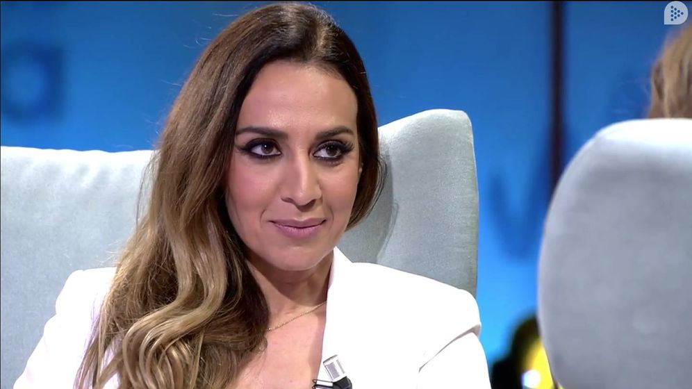 Foto: La cantante Mónica Naranjo. (Mediaset)