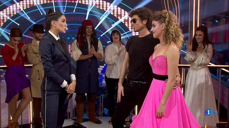 Pablo Ibáñez, expulsado de 'Bailando con las estrellas'. (TVE)