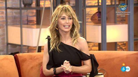 Raquel Mosquera entra en directo para aclarar su percance con 'Viva la vida'