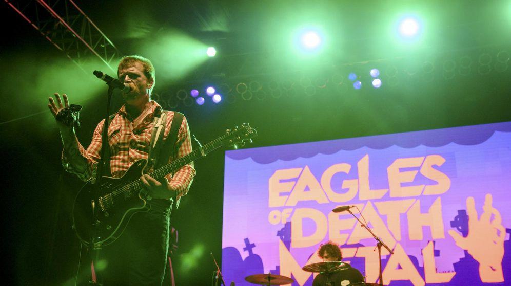 Foto: Una actuación de Eagles of Death Metal en Los Ángeles en 2014 (Reuters)