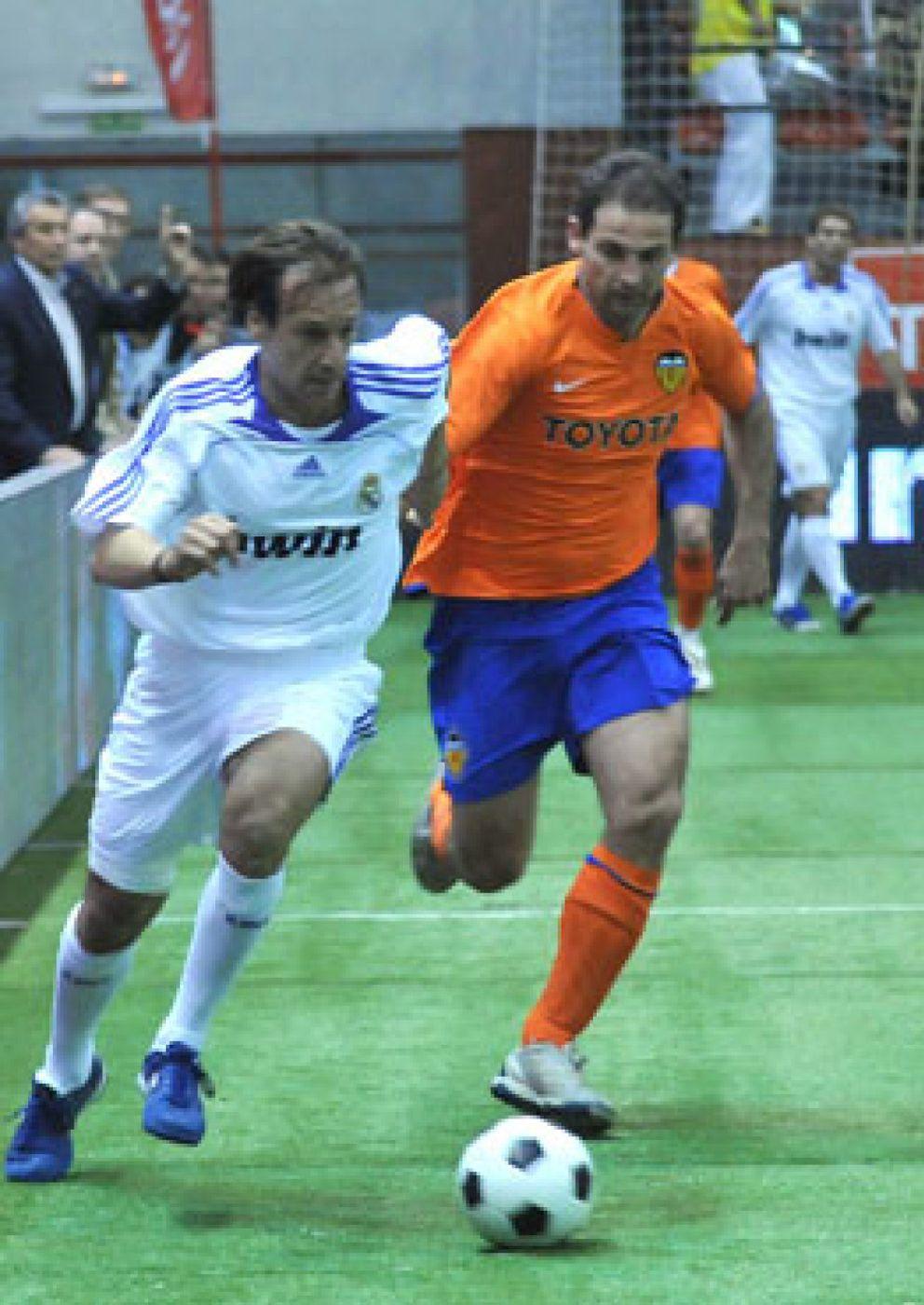 Foto: Giner admite que el Valencia cobró una prima del Barça para ganar al Depor