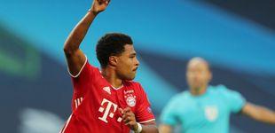 Post de Gnabry, de descarte para el Arsenal a llevar al Bayern a la final de la Champions