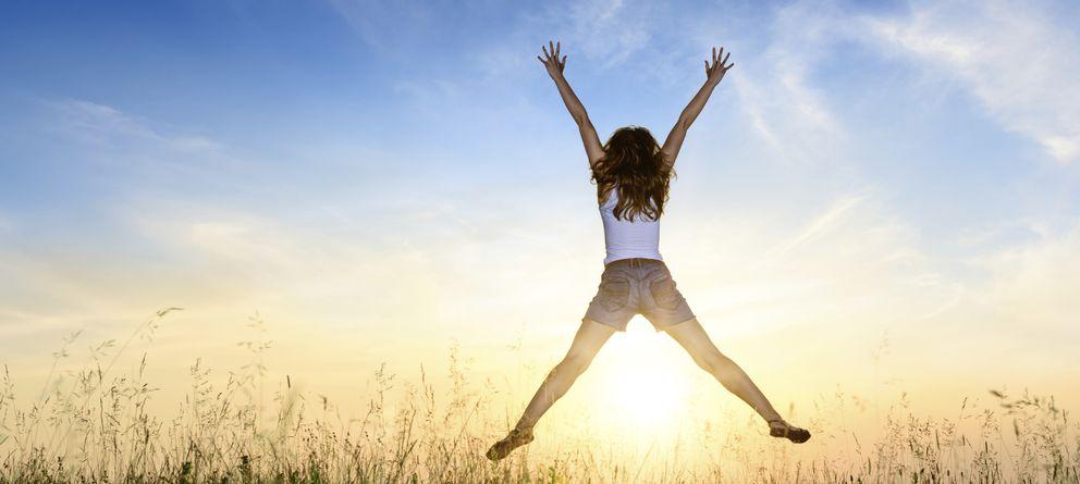 Foto: La actitud que tomemos ante la vida es diferencial a la hora de alcanzar el éxito. (iStock)