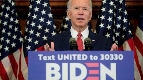Biden se alza con la victoria en las primarias demócratas de EEUU en siete estados más