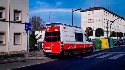 Una menor muere en Asturias tras saltar de una ambulancia en marcha