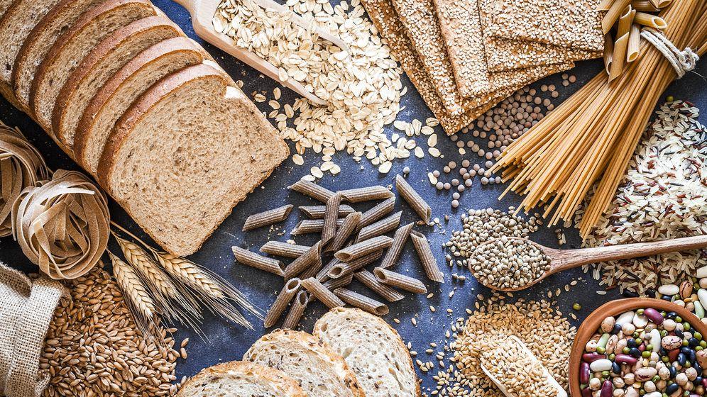 Foto: Alimentos ricos en fibra. (iStock)