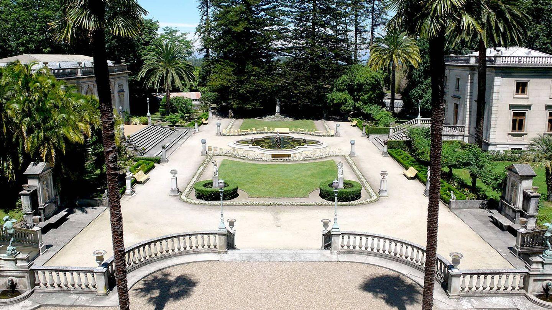 Panorámica de la La Quinta de Selgas. (Foto: Fundación Selgas-Fagalde)