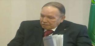 Post de El presidente Bouteflika reaparece sin habla en la televisión de Argelia