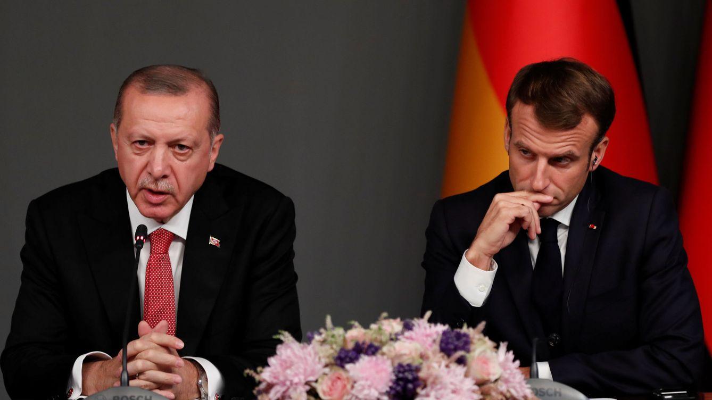 Los insultos de Erdogan a Macron: gasolina para la hoguera de las relaciones UE-Turquía
