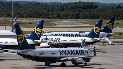 Huelga de Ryanair: estos son los vuelos cancelados para los días 1 y 2 de septiembre