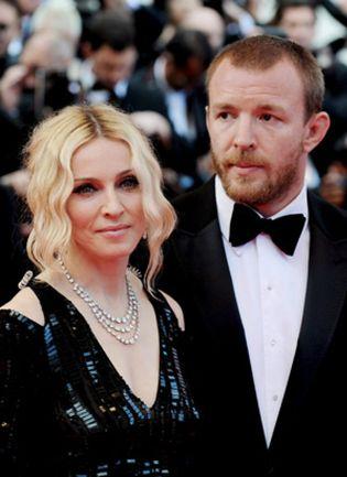 Foto: Un juez británico concede el divorcio a Madonna y Guy Ritchie