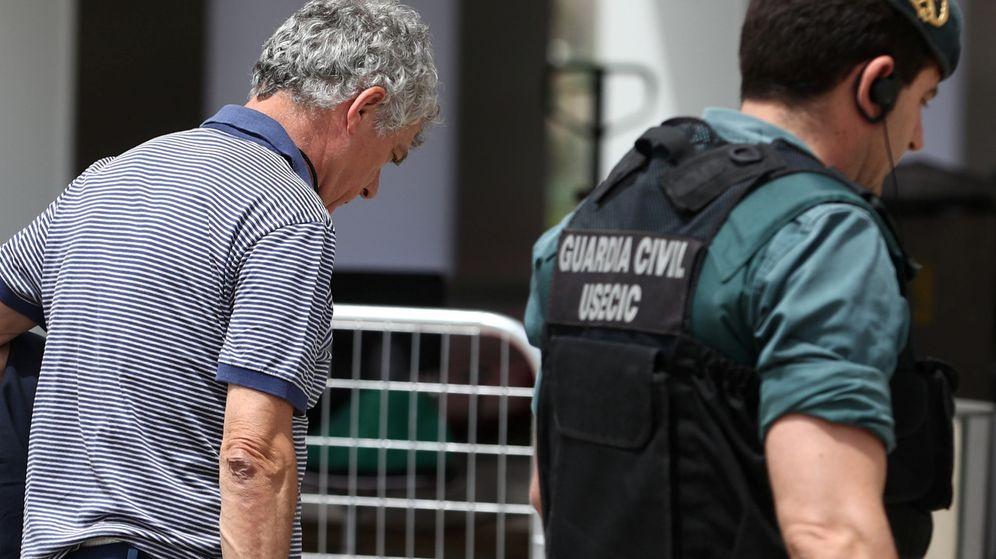 Foto: Ángel María Villar. (Reuters)